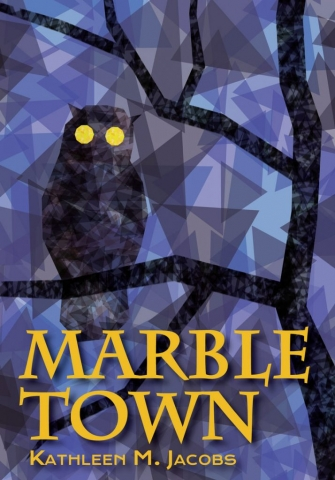 Marble Town by Kathleen M. Jacobs, designed by Anna Hartman, Creative